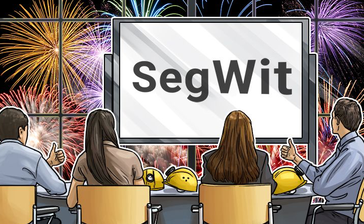 SegWit's Likely Lock-In: What Today's Milestone Means for Bitcoin